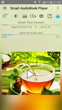 Smart AudioBook Player APK screenshot 1