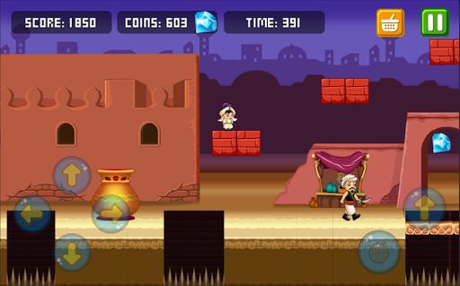 Aladin In New Adventures APK screenshot 1