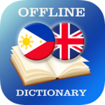 Filipino-English Dictionary icon