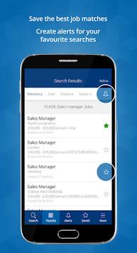 CV-Library Job Search APK screenshot 1