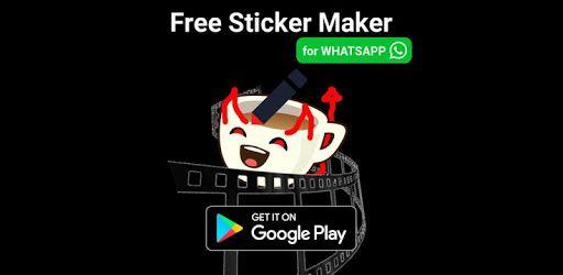 Animated Sticker Maker WAStickerApps pc screenshot