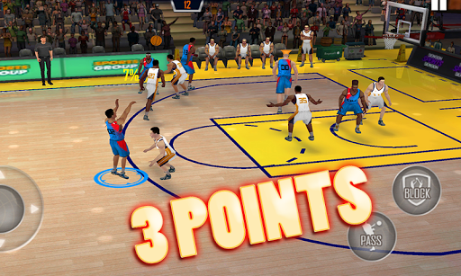 American Basketball Playoffs APK screenshot 1