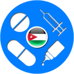 Drugs in Jordan icon
