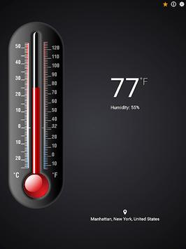 Thermometer++ APK screenshot 1