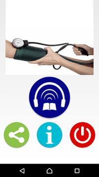 Hypertension Hi blood pressure APK screenshot 1