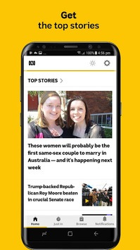 ABC NEWS APK screenshot 1