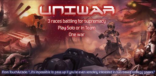 UniWar pc screenshot