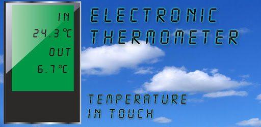 Thermometer Free pc screenshot