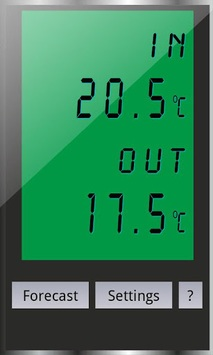 Thermometer Free APK screenshot 1
