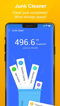 Super Antivirus - Virus Removal, Cleaner & Booster APK screenshot 1