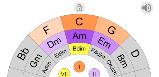 Circle of 5ths pc screenshot