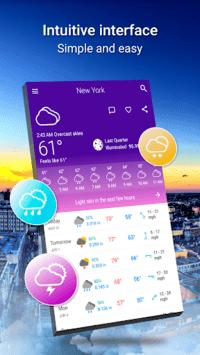 Weather 14 Days APK screenshot 1