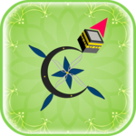 Simple Qibla Compass: Accurate Qibla Direction icon