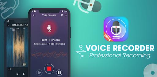 Smart voice recorder: Digital audio recording pc screenshot