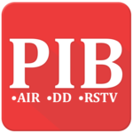 PIB Reader 🗞 & AIR News 📻 - GOI update & GK icon