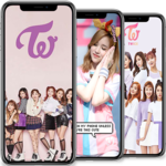 TWICE wallpapers KPOP HD for pc icon