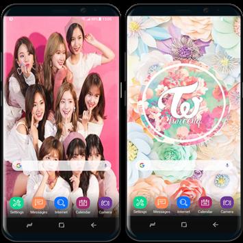 TWICE wallpapers KPOP HD APK screenshot 1