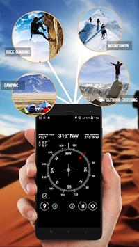 Smart Compass APK screenshot 1