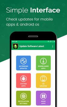 Update Software Latest APK screenshot 1