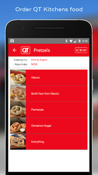 QuikTrip: Food, Coupons, & Fuel APK screenshot 1