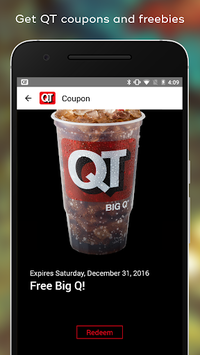 QuikTrip: Food, Coupons, & Fuel APK screenshot 1