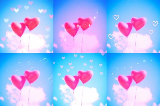Soft Pink Filter ♥ APK screenshot 1