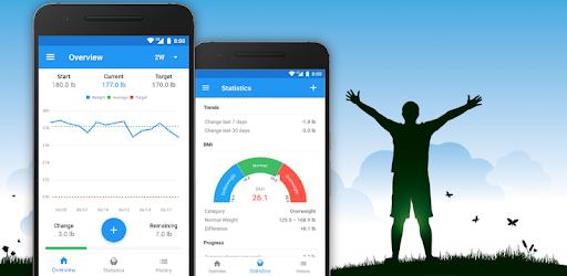 Weight Loss Tracker & BMI Calculator – WeightFit pc screenshot