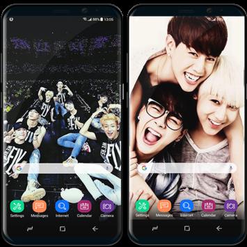 GOT7 Wallpapers KPOP HD APK screenshot 1