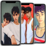 Lucas and Marcus wallpapers HD APK icon