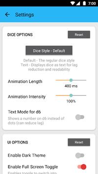 Dice APK screenshot 1