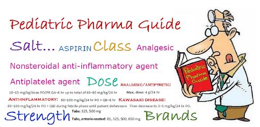 Pediatric Pharma Guide pc screenshot