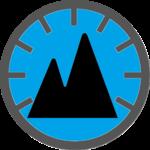Precise altimeter free icon