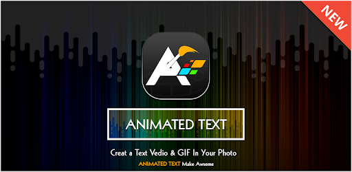 Animated Text – Text Animation Maker pc screenshot