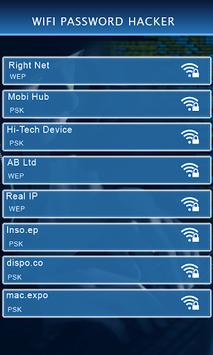 WiFi Password Hacker(Prank) APK screenshot 1