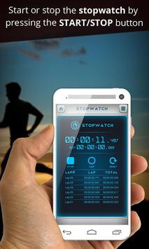 Stopwatch & Countdown Timer APK screenshot 1