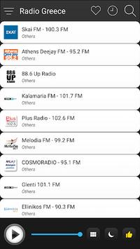 Greece Radio Stations Online - Greek FM AM Music APK screenshot 1