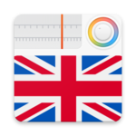 UK Radio Stations Online - English FM AM Music for pc icon