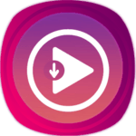 Download Video all downloader HD icon