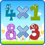 Multiplication games for pc icon