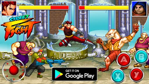 Final Street Fighting APK screenshot 1