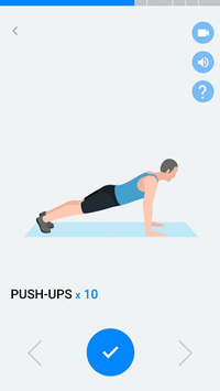 Arm Workout - Biceps Exercise APK screenshot 1