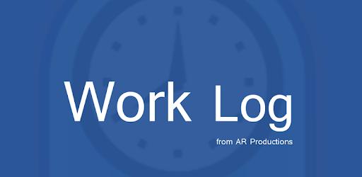 Work Log pc screenshot