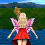 Flying Girl Runner. for pc icon