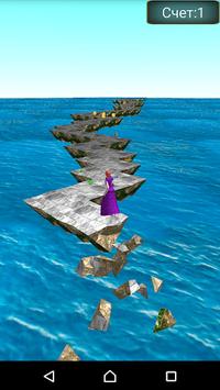 Princess Run to Temple APK screenshot 1