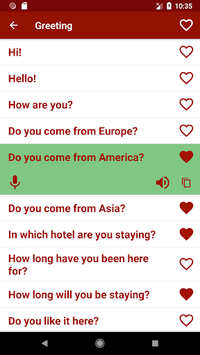 Learn English Free Offline For Travel APK screenshot 1