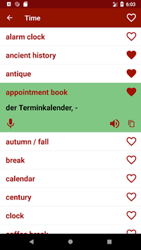 Learn German Free Offline For Travel APK screenshot 1