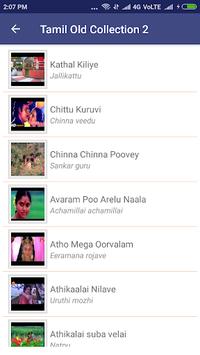 தமிழ் பழைய பாடல் - Tamil Old Songs Video APK screenshot 1