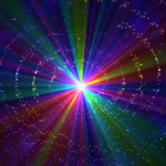 Astral 3D FX Music Visualizer - Fractal Eye Candy icon