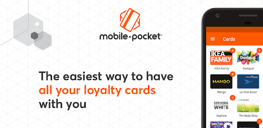 mobile-pocket loyalty cards pc screenshot