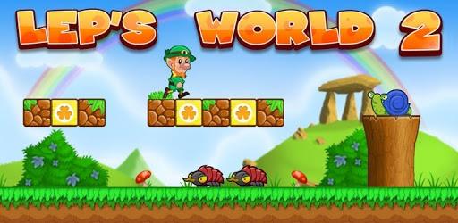 Lep's World 2 🍀🍀 pc screenshot